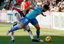 Rayo del Vallecano vs Atletico de Madrid (ANSA)