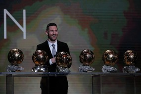 Ballon d'Or 2019: Lionel Messi (ANSA)
