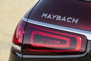 Maybach GLS 600 (ANSA)