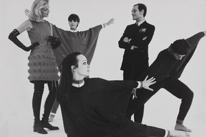 A NEW YORK RETROSPETTIVA SU PIERRE CARDIN (ANSA)
