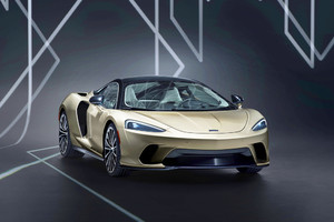 Da McLaren Special Operation la GT personalizzata reginetta di Pebble Beach  (ANSA)