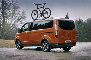 Ford Tourneo Custom Active (ANSA)