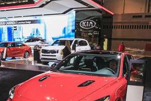 Chicago Auto Show (ANSA)
