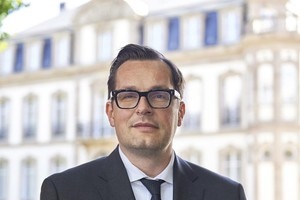 Holger Brandt director aftersales & customer service Bugatti (ANSA)