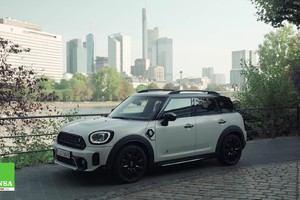 Mini Countryman Cooper SE All4 Fascino Plug-In (ANSA)