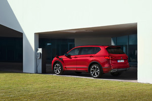 Seat Tarraco ibrida plug-in (ANSA)