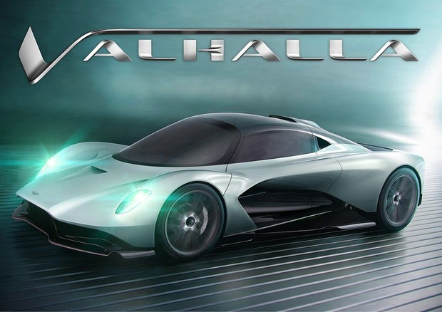Hypercar Aston Martin AM/RB 003, ora si chiama Valhalla © Aston Martin Press