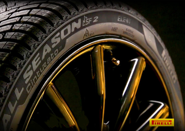 Pirelli Cinturato All Season SF2 al top d'estate e d'inverno © ANSA