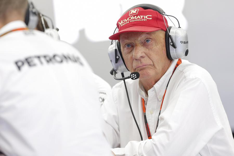 Formula One legend Niki Lauda dead at 70 ©