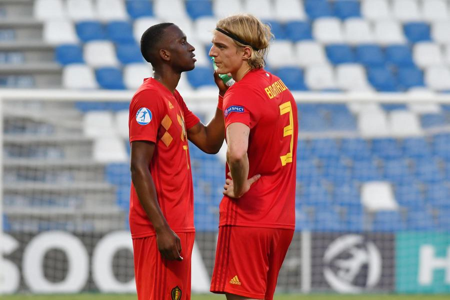 Soccer: European Under-21 Championship 2019; Spain-Belgium ©