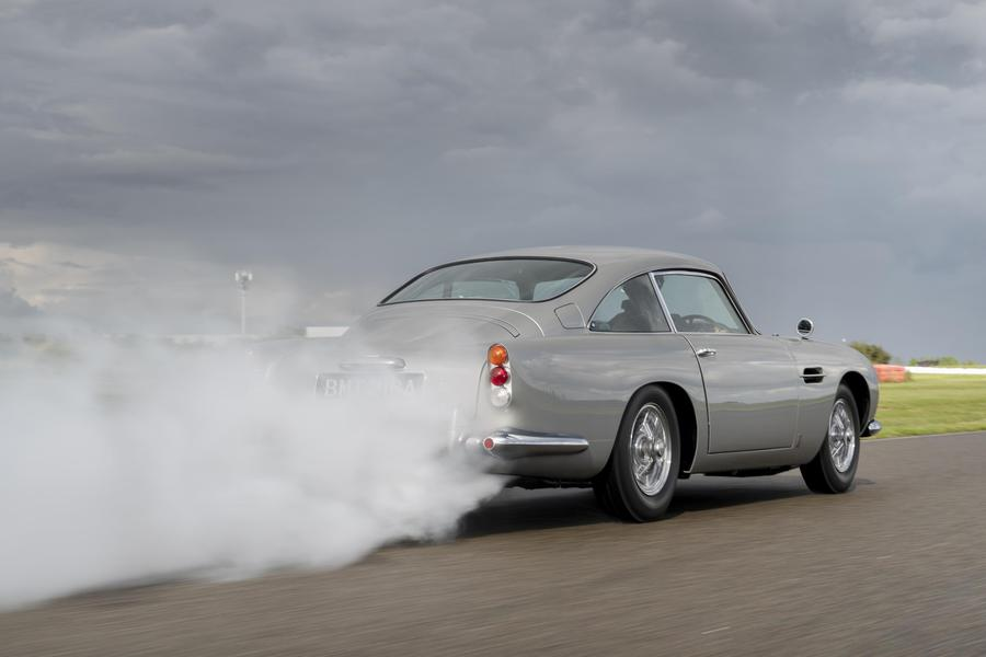 Aston Martin DB5, rivive mito James Bond © Ansa